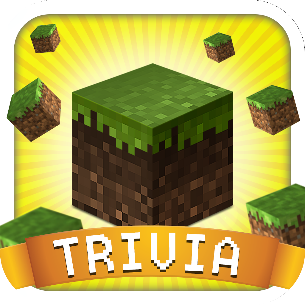Color Trivia Mania for Minecraft Edition - quiz game to guess what's the icon!